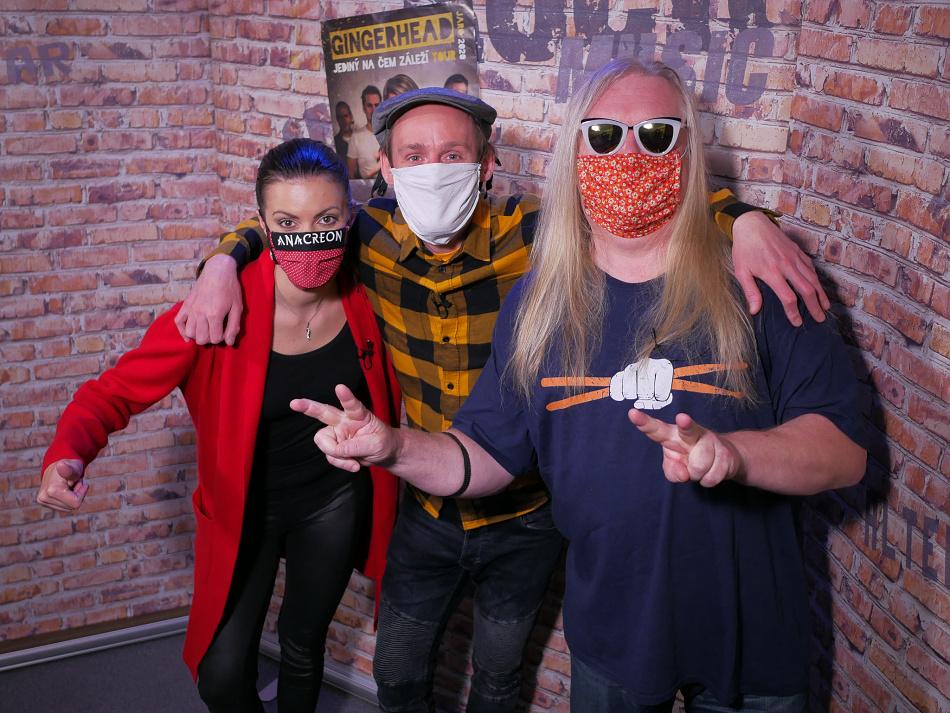 Gingerhead, Veronika Zelníčková a Kůsofka