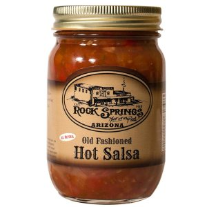 Old Fashioned Hot Salsa