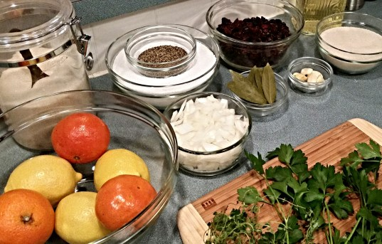 Chef Bob's Recipe for the Perfect Thanksgiving Turkey Brine with Essential Oils