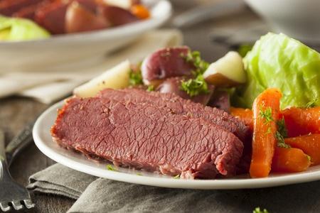 Corned Beef by Chef Bob, Sub-Zero Wolf, Monark Home