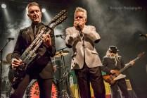 Big Sugar Performs at The Danforth Music Hall