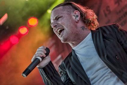 Stone Sour @ The Budweiser Stage in Toronto