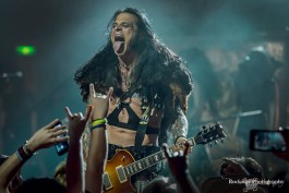 Beasto Blanco on The Monsters Of Rock Cruise 2018