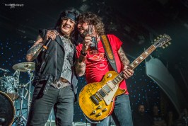 LA Guns on The Monsters Of Rock Cruise 2018