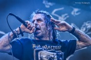 Lamb Of God @ Budweiser Stage in Toronto