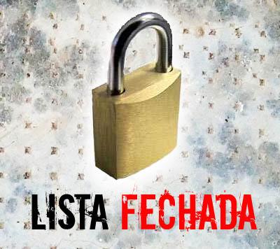 lista_fechada