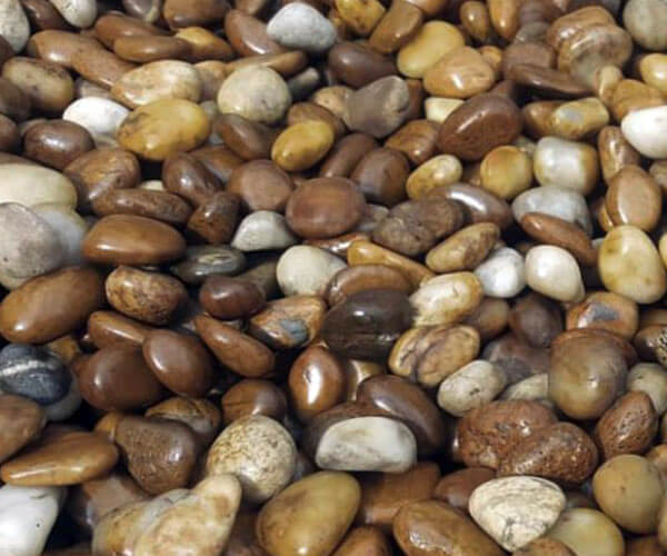 San Diego Mixed Gold Pebbles