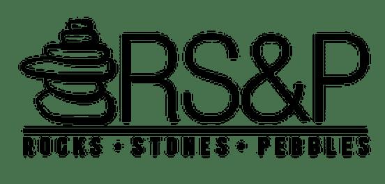 Rocks Stones Pebbles Logo