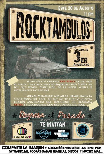 Aniversario RetroRock