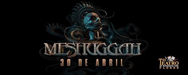 MESHUGGAH En El Teatro Flores, Buenos Aires @ Teatro Flores
