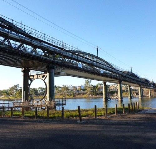 Bridges, Wharves & Jetty's