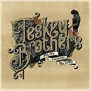 Resultado de imagen de The Teskey Brothers - Run Home Slow