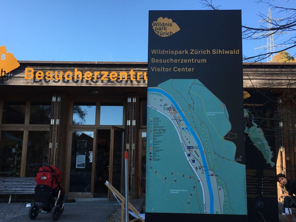 RockTheBike Route Sihlwald
