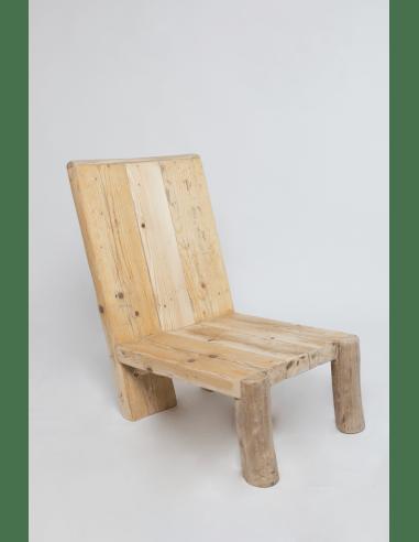 fauteuil bas moh