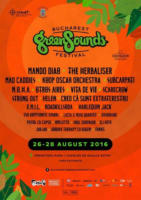 2016.08.26-28 Green Fest Romania