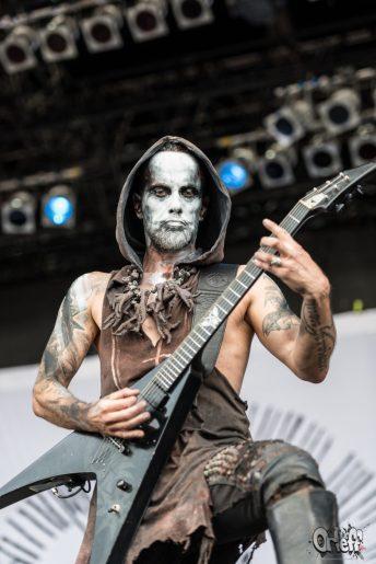 Behemoth @ NovaRock Fest 2016