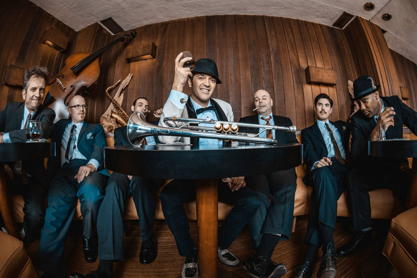 Cherry Poppin' Daddies – Switchin' to Glide