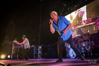 Deep Purple @ Arena Armeec, Sofia, 2017