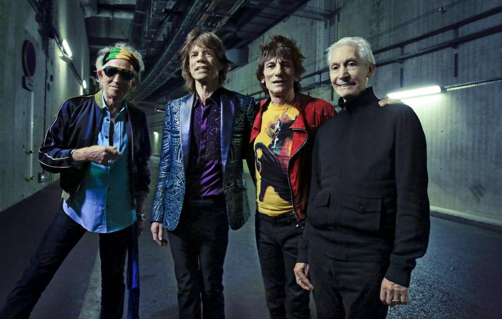 """Гледайте новото официално видео на The Rolling Stones, """"Scarlet"""""""