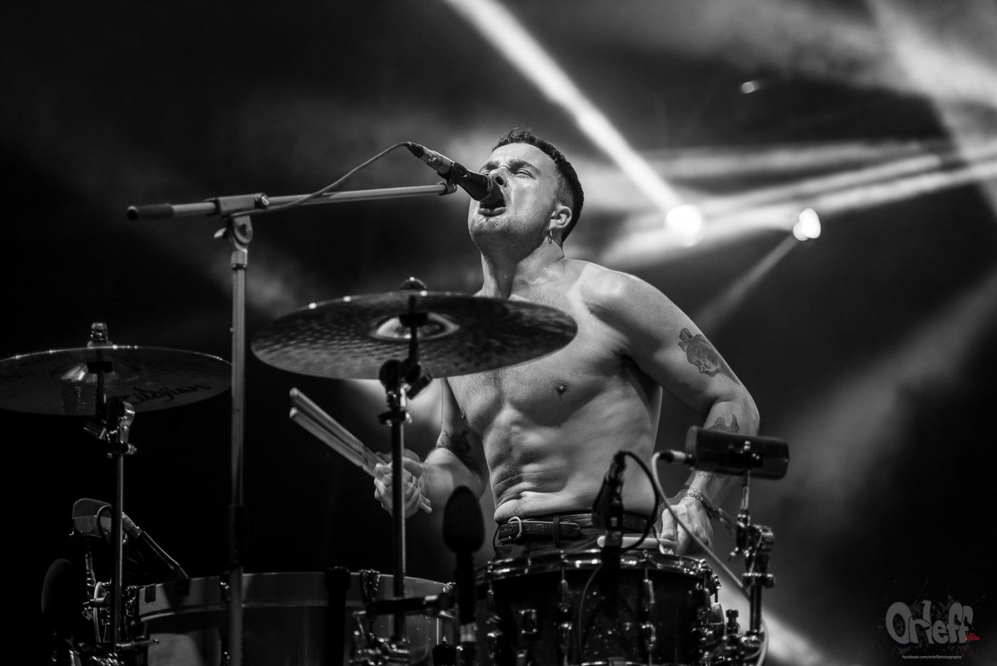 Slaves @ INmusic festival, 2017