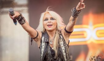 Midalidare, Rock In The Wine Valley, ден втори: Scarlet Aura, Doro, Gotthard