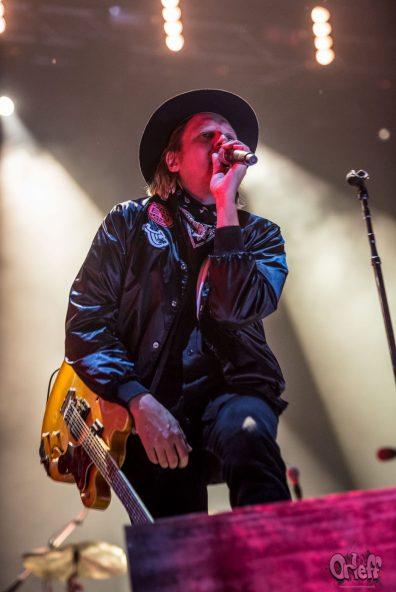 Arcade Fire @ INmusic festival, 2017