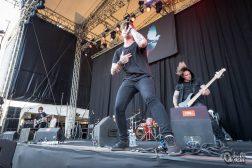 Imminence @ Hills Of Rock Festival, 2017