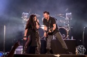 Evanescence @ Hills Of Rock Festival, 2017