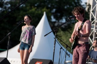 Мерудия @ Hills Of Rock Festival, 2017