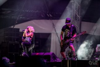Guano Apes @ Hills Of Rock Festival, 2017