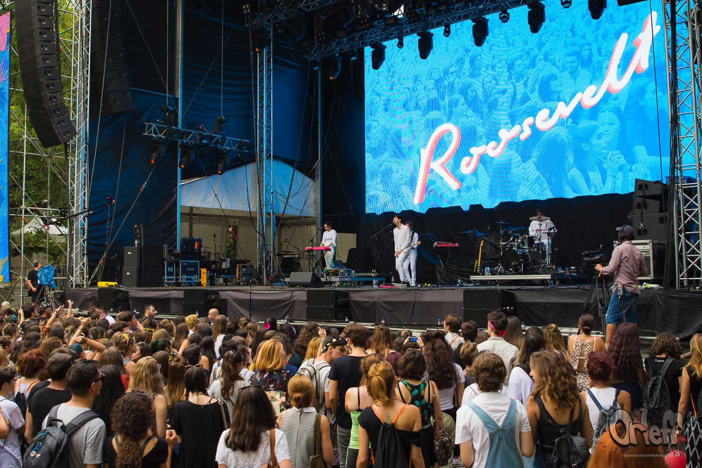 Roosevelt @ Summer Well Festival, 2017