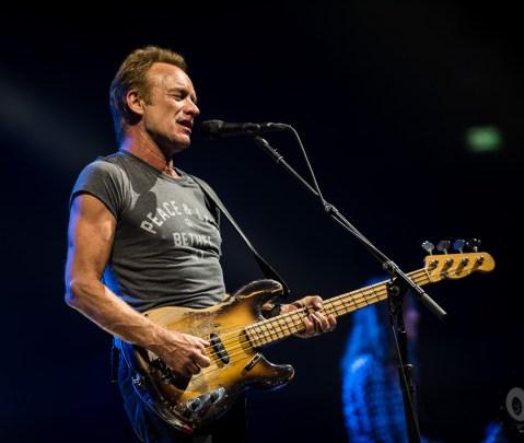 Sting в София (16 септември 2017, Арена Армеец)