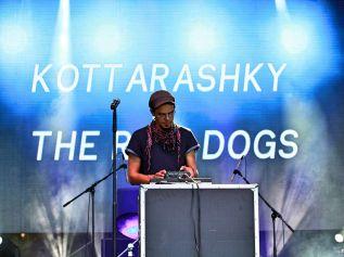 Kottarashky @ Love CHange Music Festival, 2017