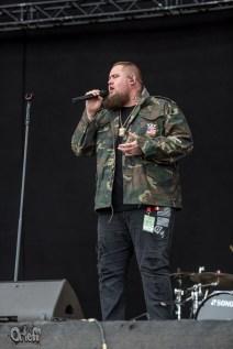 Rag'n'Bone Man @ Nova Rock Festival, 2017