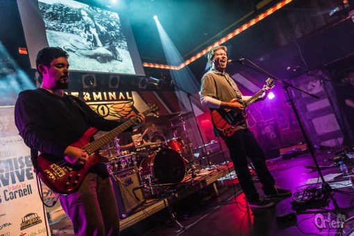 Der Hunds: Chris Cornell Tribute @ Terminal 1, 2017
