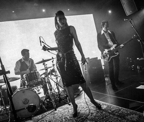Галерия: Chrysta Bell (17 ноември 2017, Sofia Live Club)