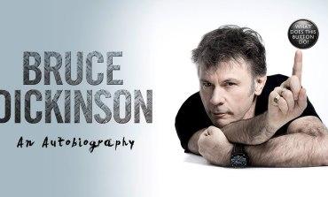 """Ciela издават автобиографията на Брус Дикинсън """"За какво служи този бутон"""" през февруари"""