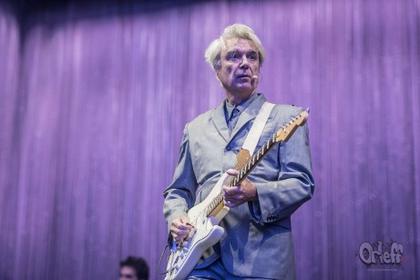 David Byrne @ INmusic festival 2018