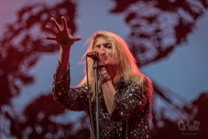 The Kills @ INmusic festival 2018