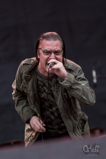 Mike Patton / Dead Cross @ Nova Rock 2018