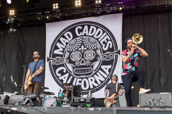 Mad Caddies @ Nova Rock 2018