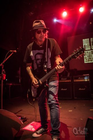 Phil Campbell And The Bastard Sons @ Street Mode Festival, 2018