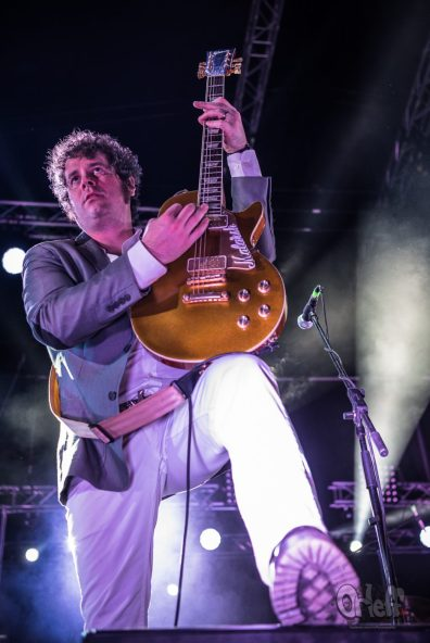 Electric Six @ Street Mode Festival, 2018