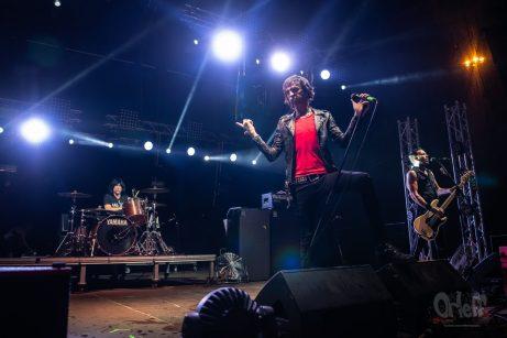 Marky Ramone's Blitzkrieg @ Street Mode Festival, 2018