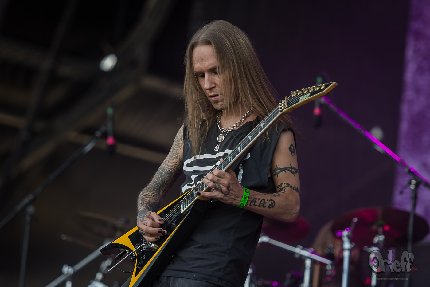 Children Of Bodom @ Nova Rock 2019