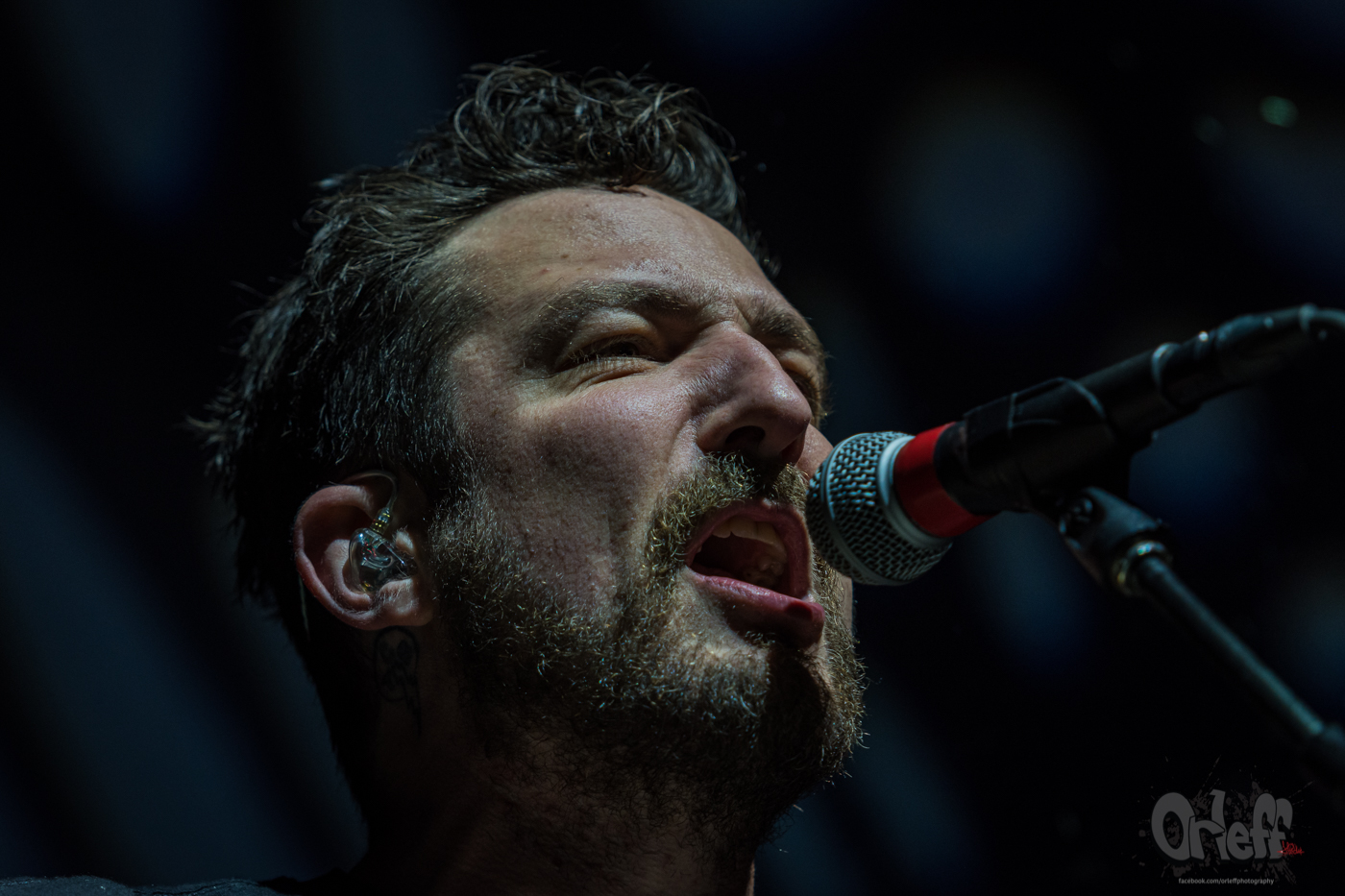 Frank Turner @ Winter Sports Palace, 2019