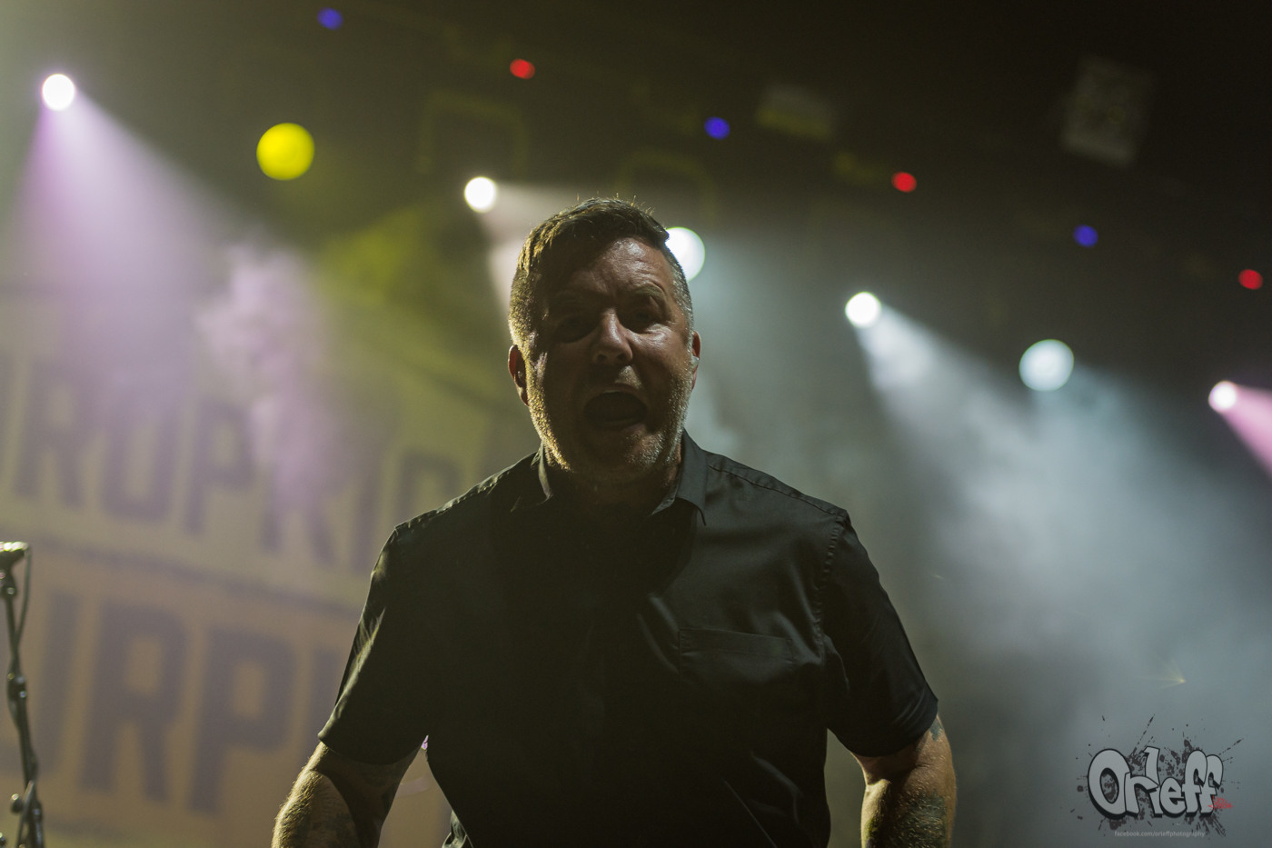 Dropkick Murphys @ Winter Sports Palace, 2019