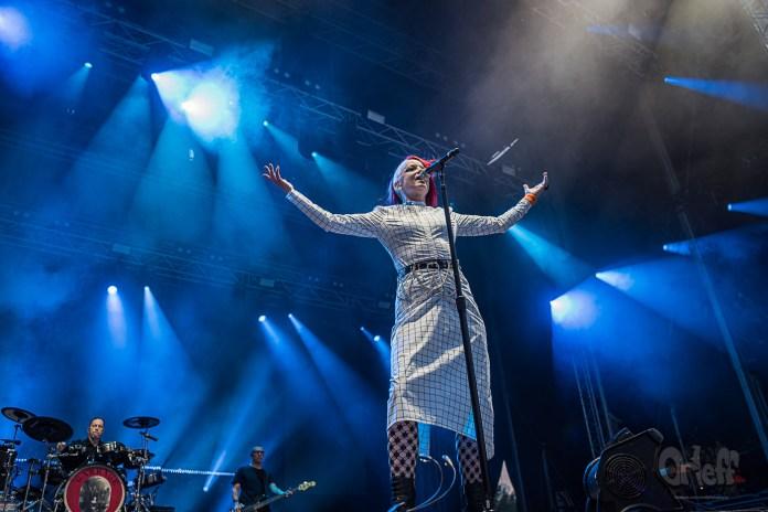 Garbage @ INmusic festival, 2019