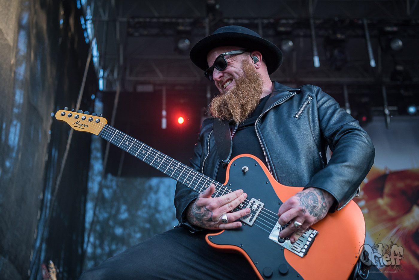 Skindred @ INmusic festival, 2019