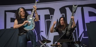 Testament @ Nova Rock 2019
